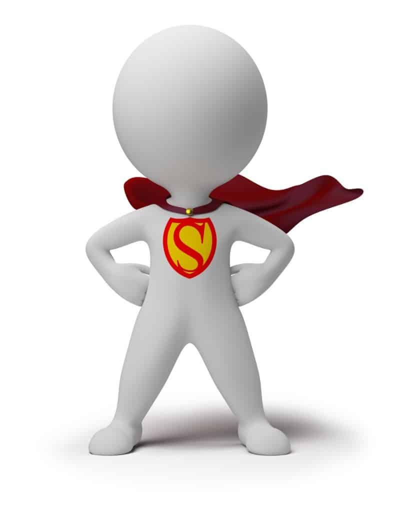 Er du nysgerrig på dine superkræfter?
