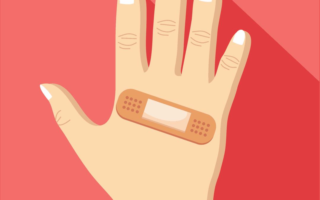 Mental fitness – kan du lade være at kradse i såret?