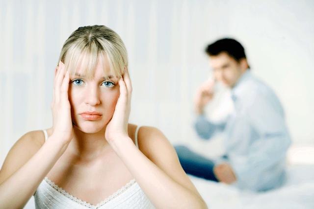 Min mand er stresset, hvordan får jeg det ændret?